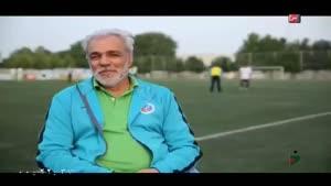 گزارش خندوانه از تیم فوتبال هنرمندان
