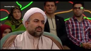 گفتگو با حجتالاسلام محمدرضا زائری در خندوانه