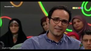 گفت و گو با دکتر محمد نامى متخصص علوم اعصاب شناختى (میهمان برنامه خندوانه)