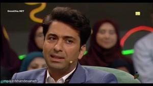 گفتگو با محمد معتمدی (خواننده) مهمان برنامه