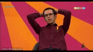 اجرای استندآپ بهزاد قدیانلو در شب اعلام نتایج خنداننده شو