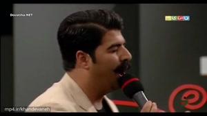اجرای آهنگ عاشقم کرده بهنام بانی درخندوانه