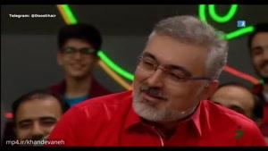 گفتگو با دکتر مسعود صابری (متخصص مغز و اعصاب) مهمان خندوانه