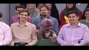 مسابقه در استودیو خندوانه با جناب خان