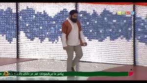 علی زندوکیلی و جناب خان در برنامه خندوانه