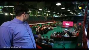 مصاحبه با مردم در مورد مسابقه خنداننده شو در خندوانه