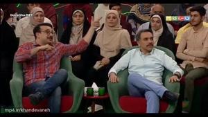 مسابقه ادابازی با حضور(رامین ناصر نصیر، امیر کربلایى زاده، امیر حسین صدیق و سپند امیر سلیمانی )