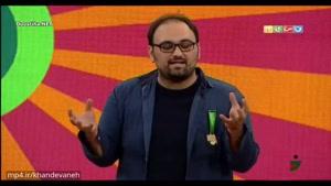 اجرای استندآپ مجید افشاری از شرکت کنندگان خنداننده شو