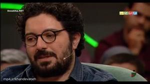 گفتگو با هومن بهمنش (فیلمبردار سینما) در خندوانه