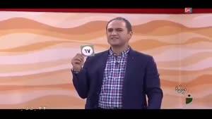 مسابقه خندوانه همراه جناب خان