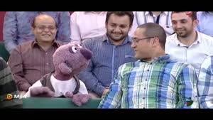 آیتم خنده دار جناب خان در خندوانه