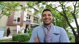 گزارشی با اشکان خطیبی از مراسم رسمی گشایش خانه اتیسم ایران در خندوانه