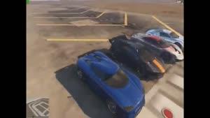 بازی جذاب GTA