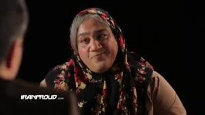 مامان مهران غفوریان