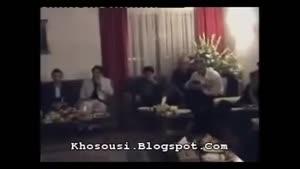 آواز حسام الدین سراج در پیشگاه استاد شجریان