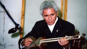 بداهه نوازی شورانگیز استاد فقید فرهنگ شریف در دستگاه نوا