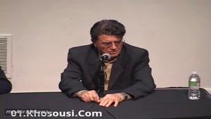گفتوگویی با محمدرضا شجریان در دانشگاه استنفورد