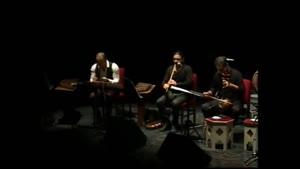 اجرای تصنیف شیدایی- گروه رومی