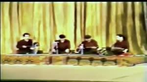 کنسرت شجریان در تاجیکستان ۱۳۶۸- بیات ترک