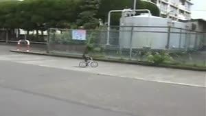 دوچرخه کنترلی