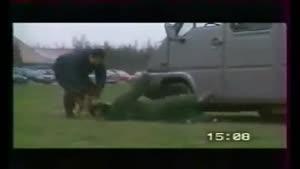 سگ های آموزش دیده پلیس
