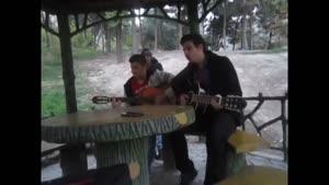 اجرای آهنگ مجید خراطها با گیتار بسیار زیبا