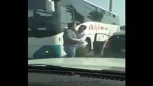 دعوا در ترافیک