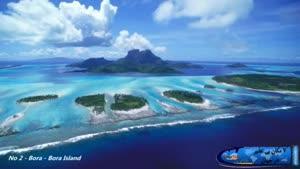 چند مکان زیبا و بی نظیر در جهان