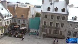 مناطق گردشگری شهر کبک