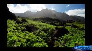 طبیعت بی نظیر ایسلند