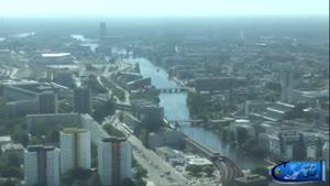 چشم انداز های شهر برلین