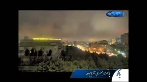 جاذبه های دیدنی شهر باکو