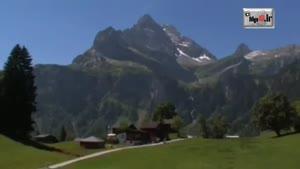 جاذبه های توریستی و گردشگری کشور سوییس براونوالد