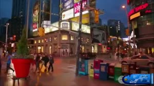 مناطق دیدنی شهر تورنتو