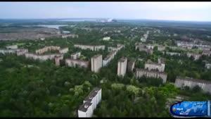 شهر گمشده چِرنوبیل