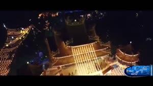 معبد تین هو در چین