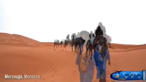سفر به دور دنیا در کمتر از ۵ دقیقه