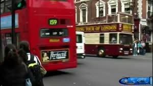 جاذبه های شهری لندن