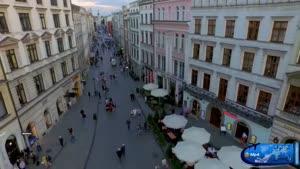 جاذبه های شهر زیبای کراکوف