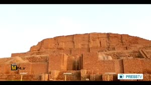 زيگورات چغازنبيل شوش استان خوزستان