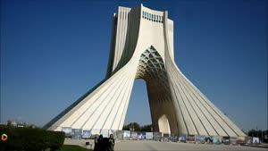 گردشگری توریست ها از ایران ۲۰۱۵