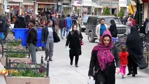 دیدنی های تبریز - ایران و وان - ترکیه