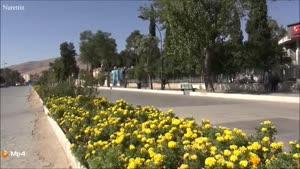 جاذبه هاي گردشگري آرامگاه حافظ شیراز