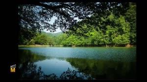مناظر طبیعی و دیدنی های دریاچه چورت