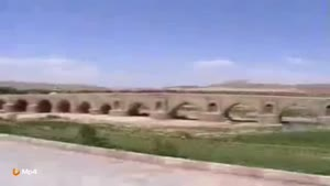 پل های تاریخی زیبای تبریز