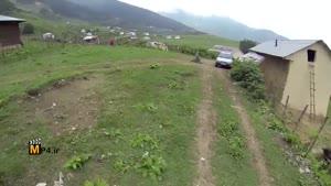بلندی های کوهای تالش - منطقه ییلاقی