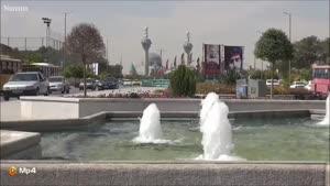 گلستان شهدا در اصفهان