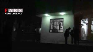 تصاویر اختصاصی فارس از انفجار دیشب کربلا