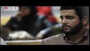 فیلم/ دیالوگهای سیاسی دهنمکی در معراجیها-۳
