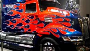 عرضه جدیدترین خودروها در نمایشگاه خودروهای تجاری